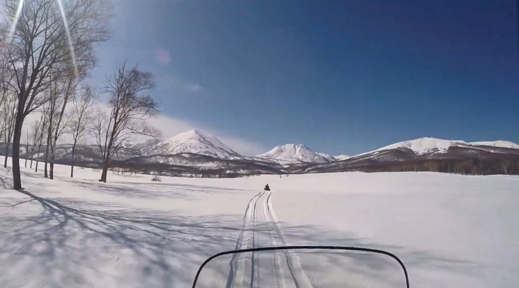 Track on the Snow