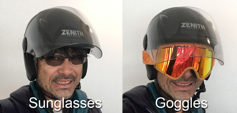 Goggles / Sunglasses